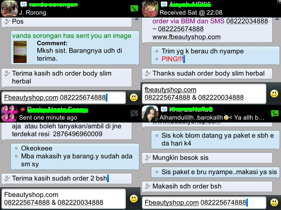 Body Slim Herbal Asli Pelangsing Aman
